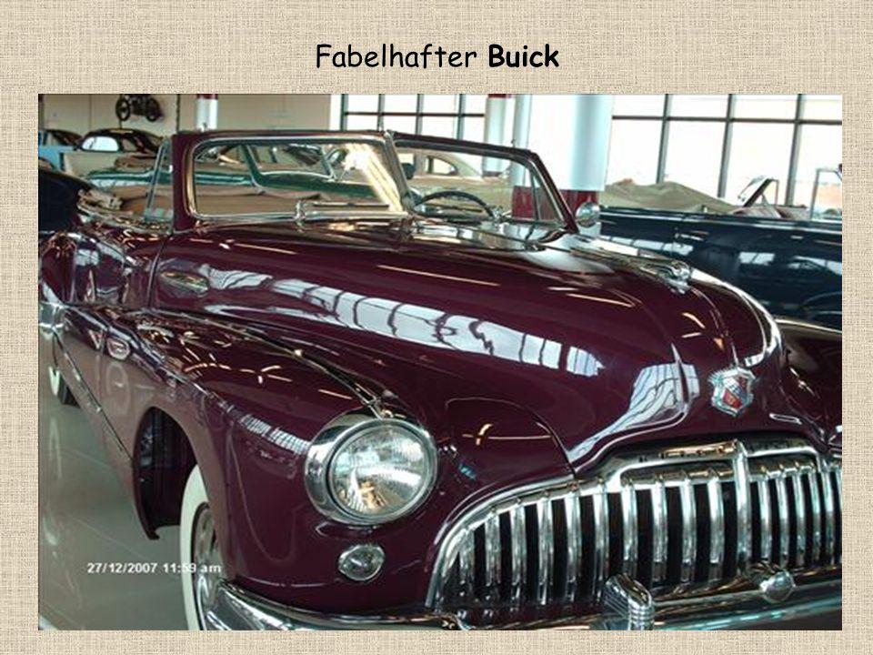 Fabelhafter Buick