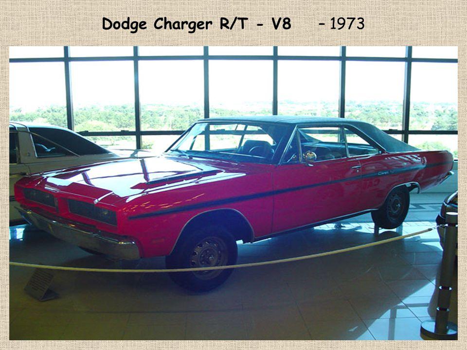 Dodge Charger R/T - V8 – 1973