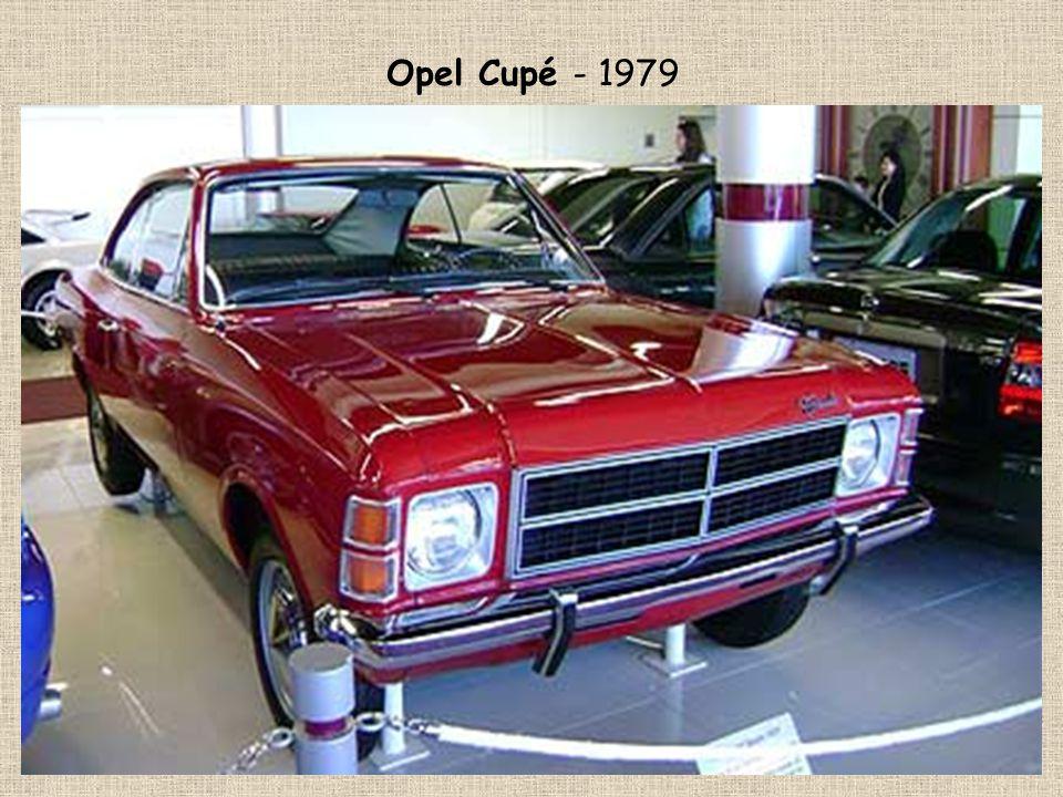 Opel Cupé - 1979