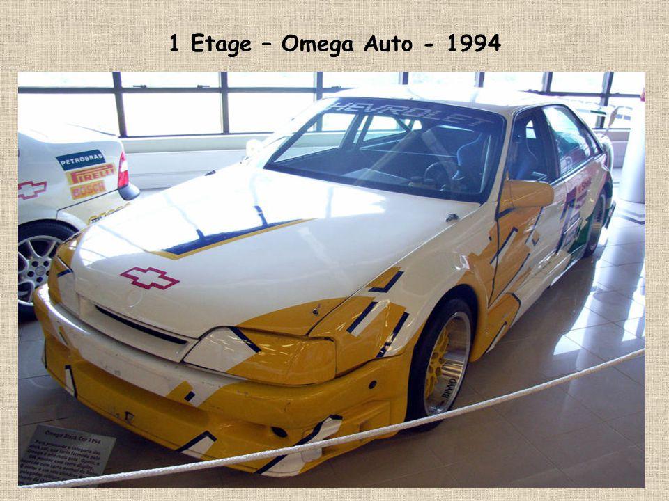 1 Etage – Omega Auto - 1994