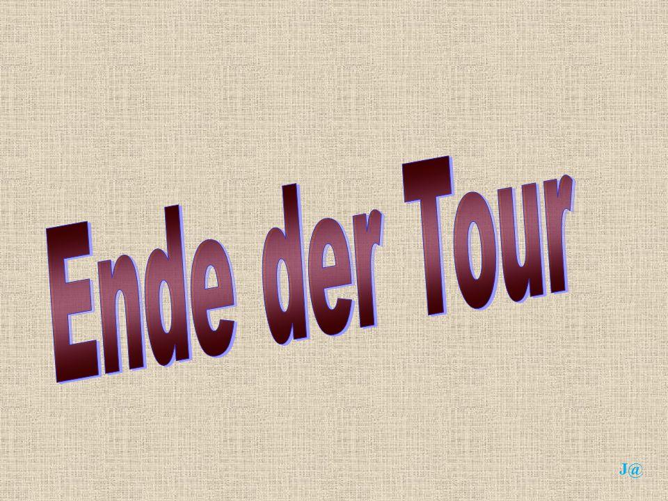 Ende der Tour J@