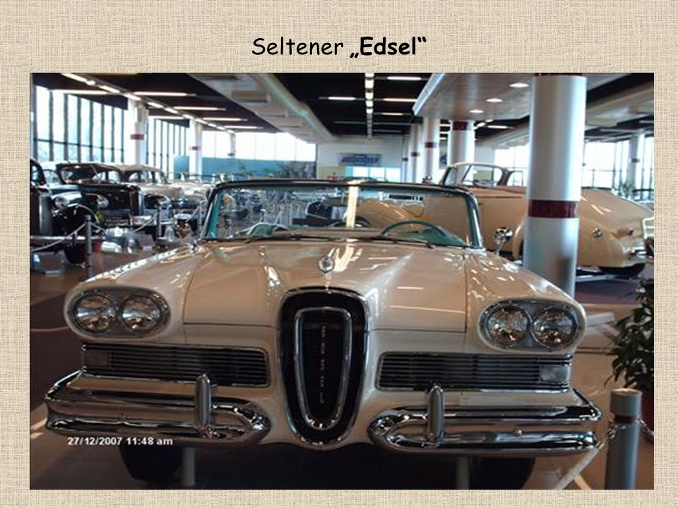 "Seltener ""Edsel"