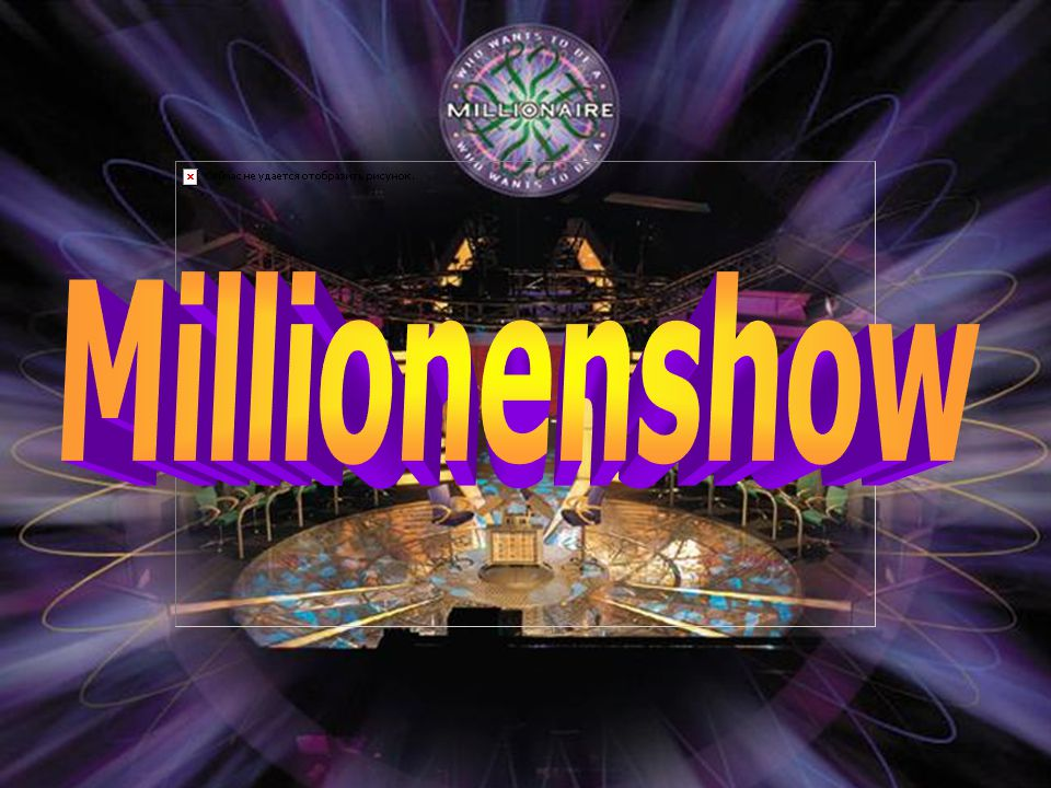 50:50 POLL PHONE-A-FRIEND Millionenshow