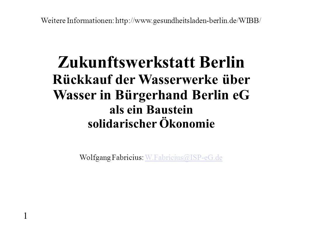 Zukunftswerkstatt Berlin
