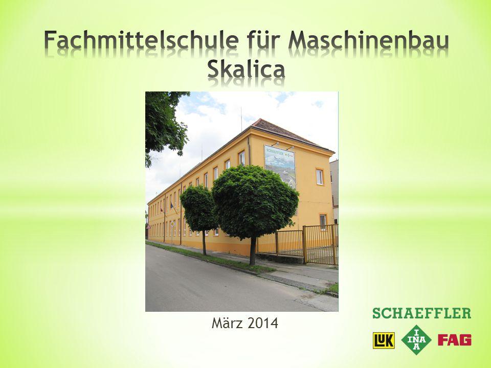Fachmittelschule für Maschinenbau Skalica