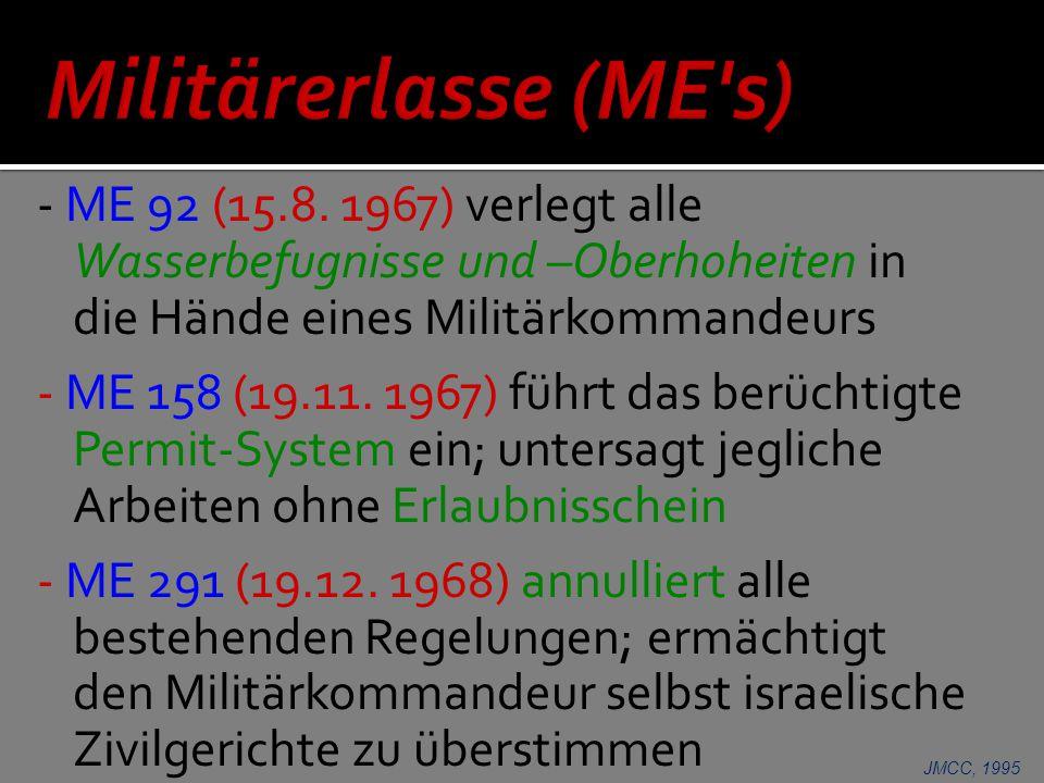 Militärerlasse (ME s)