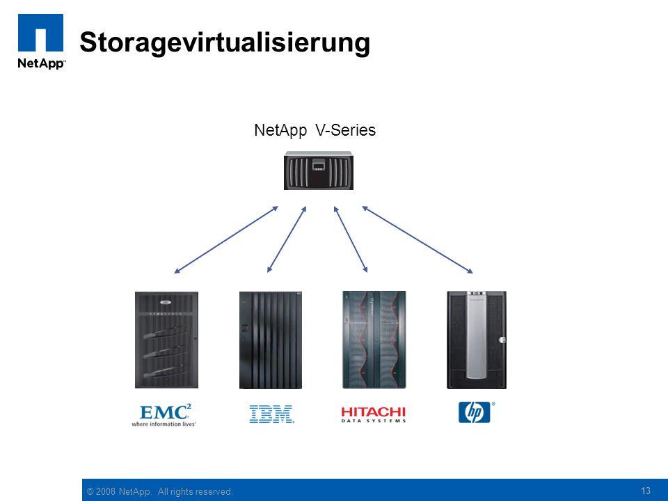 Storagevirtualisierung