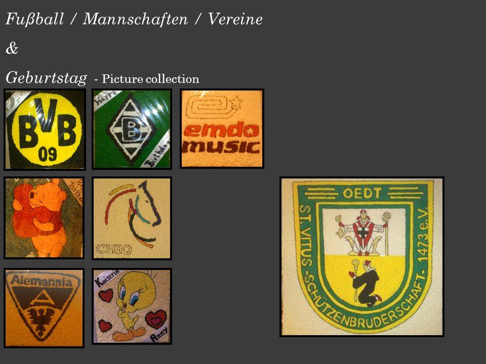 Fußball / Mannschaften / Vereine