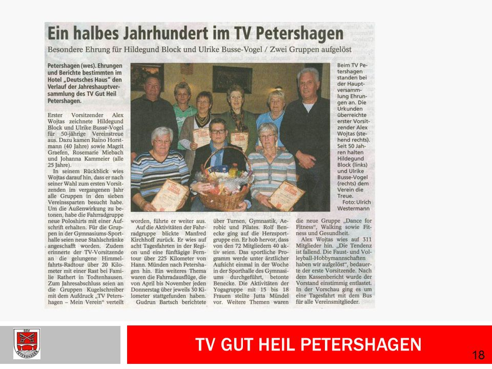 TV Gut Heil Petershagen
