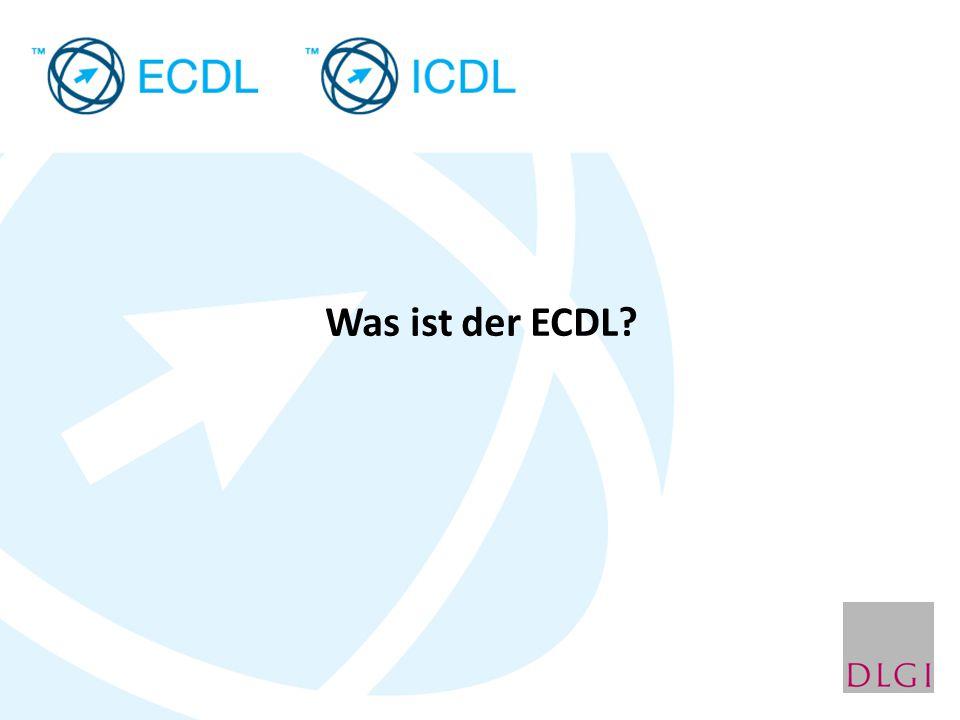 Was ist der ECDL