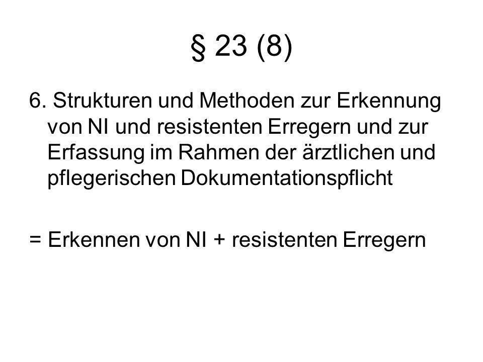 § 23 (8)