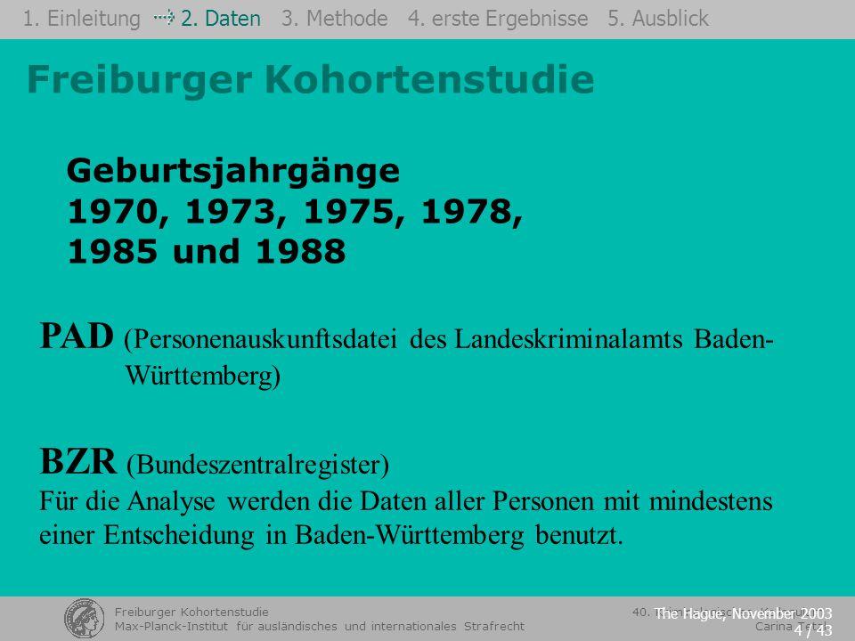 Freiburger Kohortenstudie