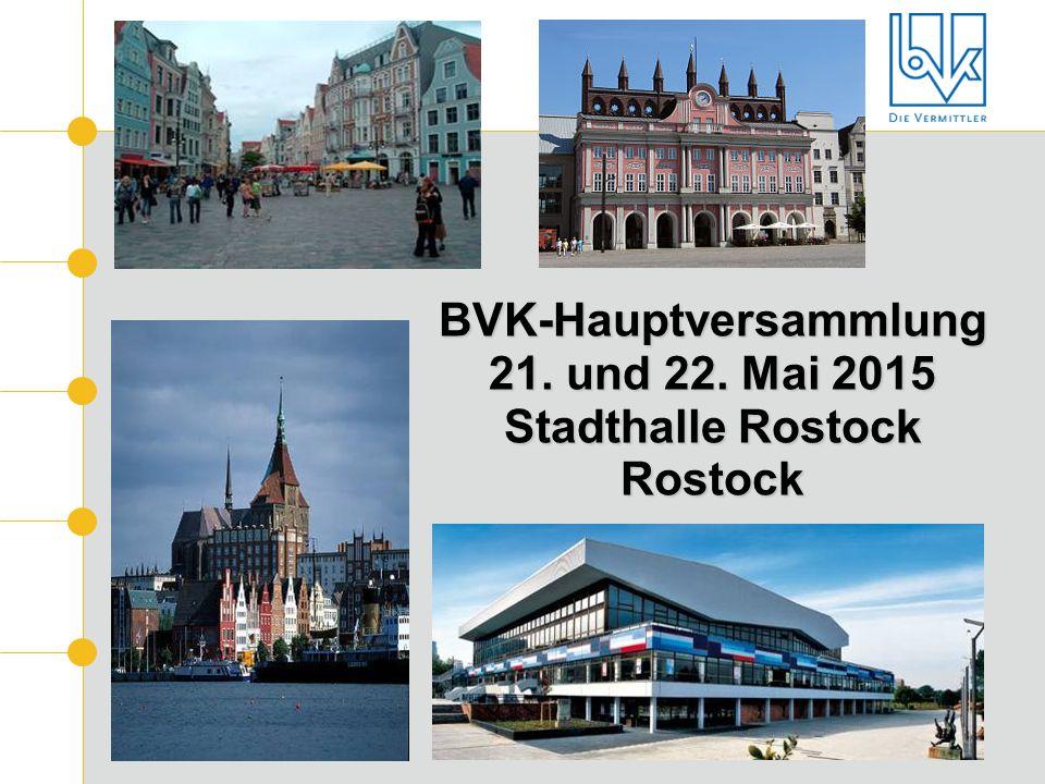 BVK-Hauptversammlung