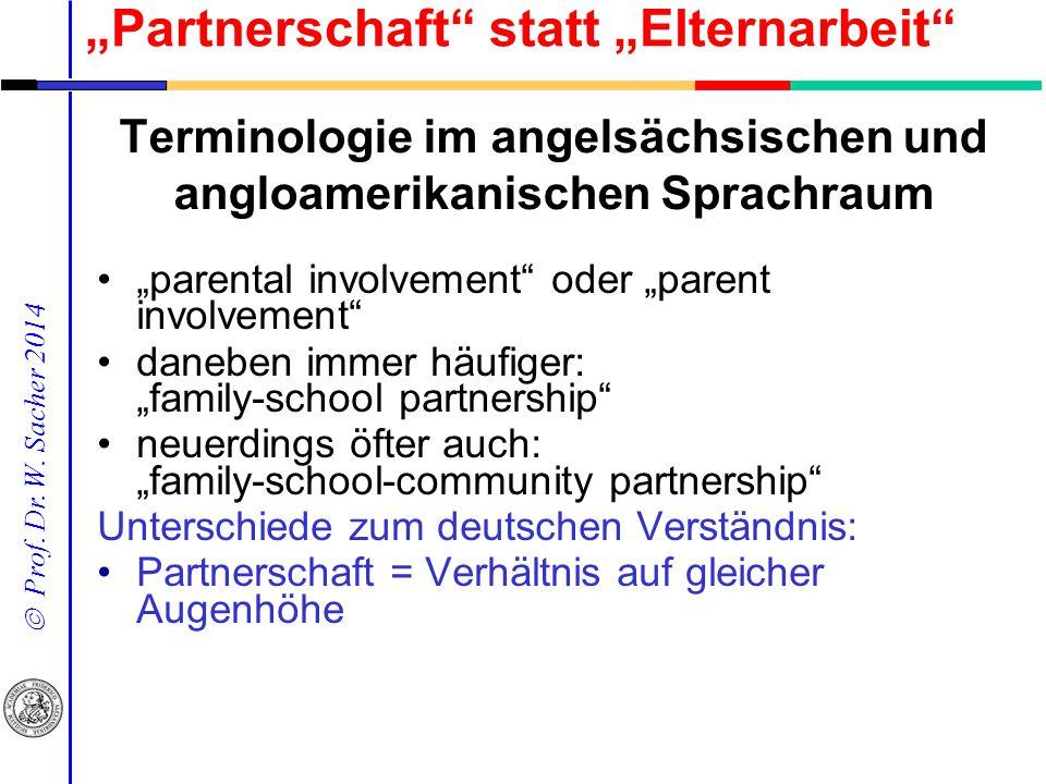 Terminologie im angelsächsischen und angloamerikanischen Sprachraum