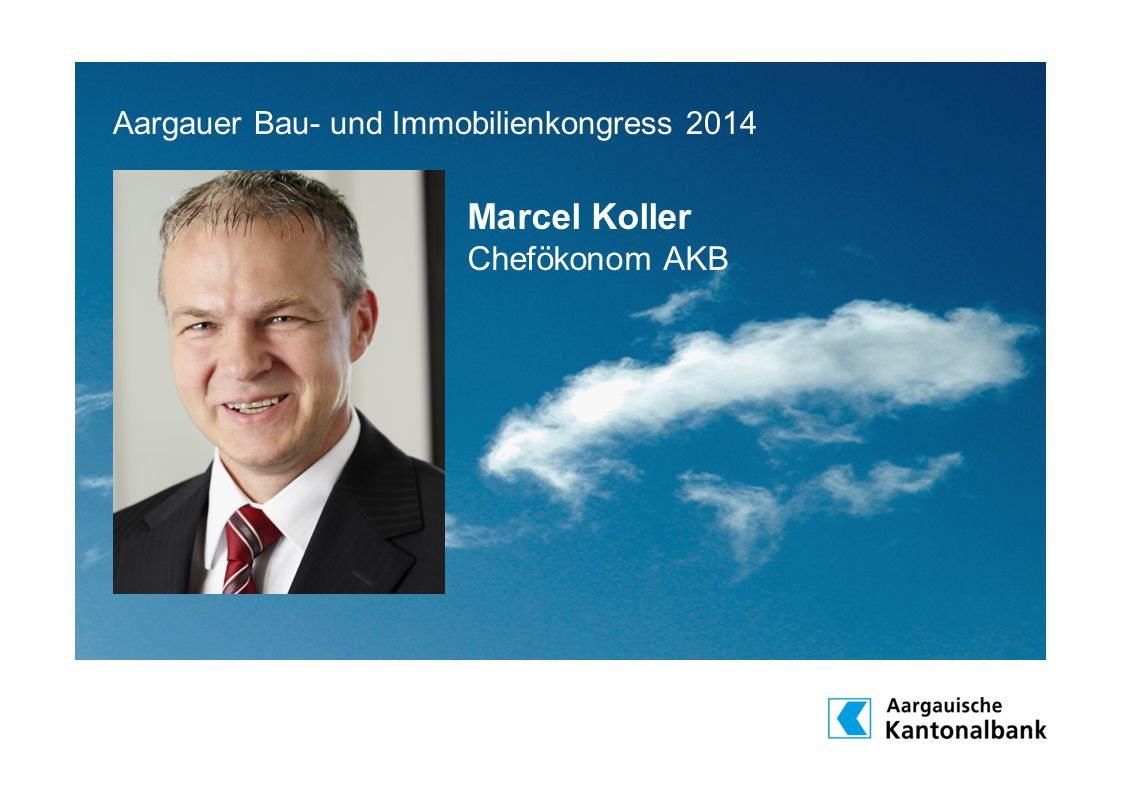Aargauer Bau- und Immobilienkongress 2014