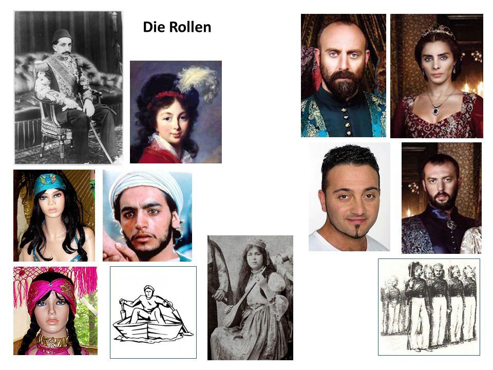 Die Rollen