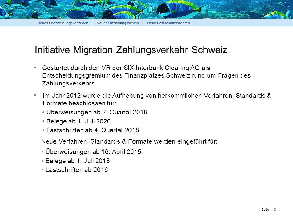 Initiative Migration Zahlungsverkehr Schweiz
