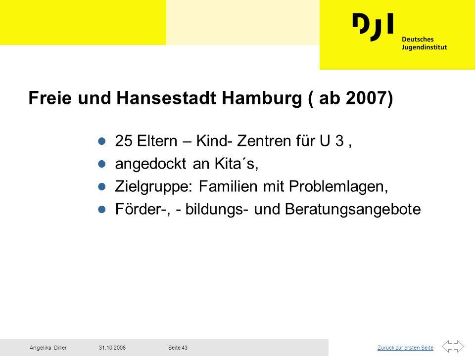 Freie und Hansestadt Hamburg ( ab 2007)