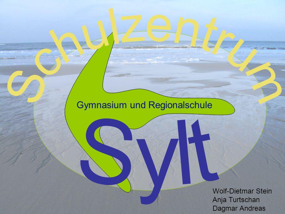 Schulzentrum Sylt Gymnasium und Regionalschule Wolf-Dietmar Stein