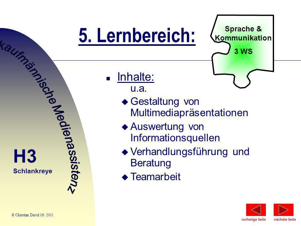 Sprache & Kommunikation