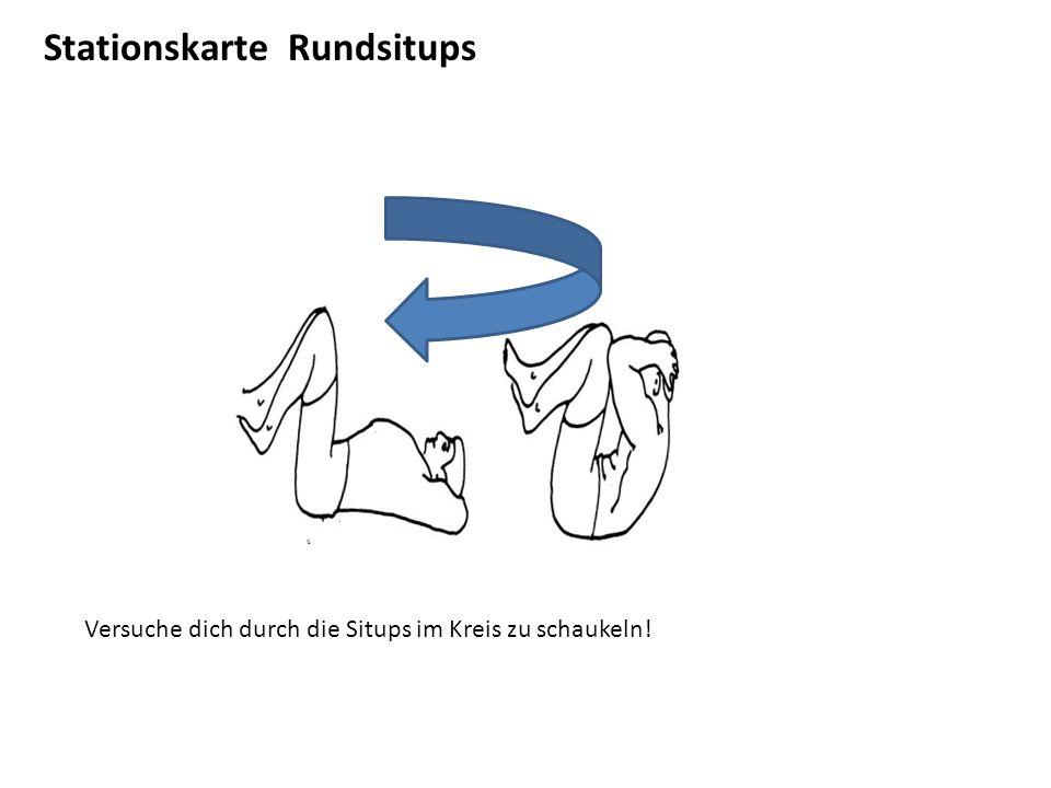 Stationskarte Rundsitups