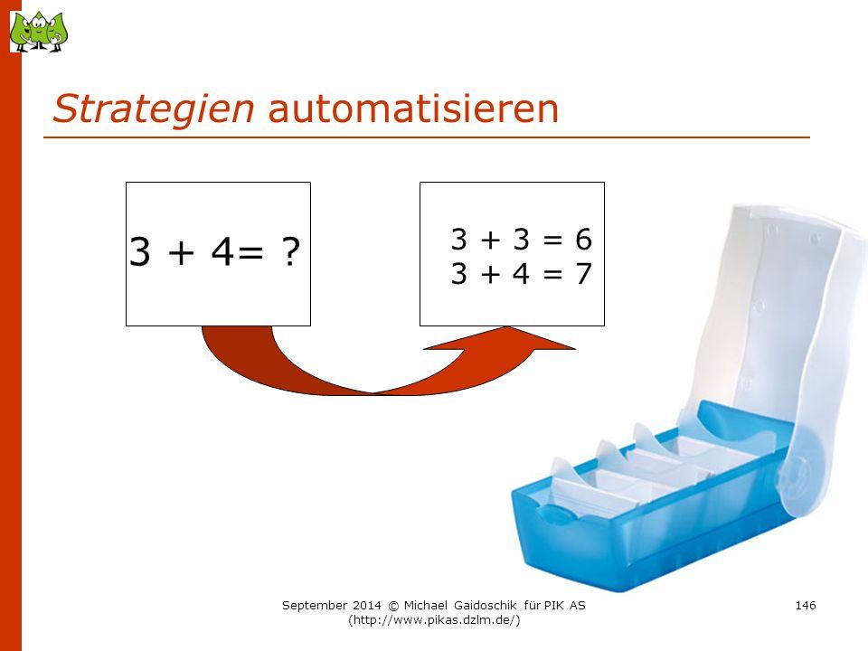 Strategien automatisieren