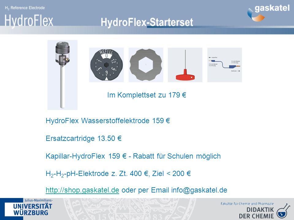HydroFlex-Starterset