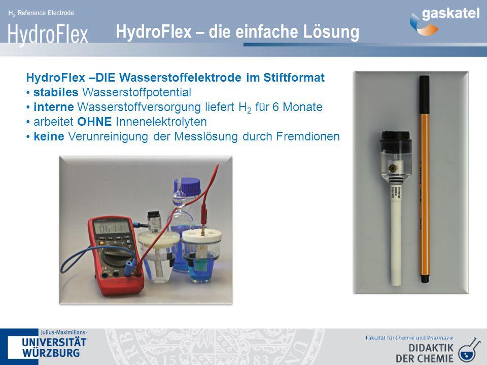 HydroFlex – die einfache Lösung