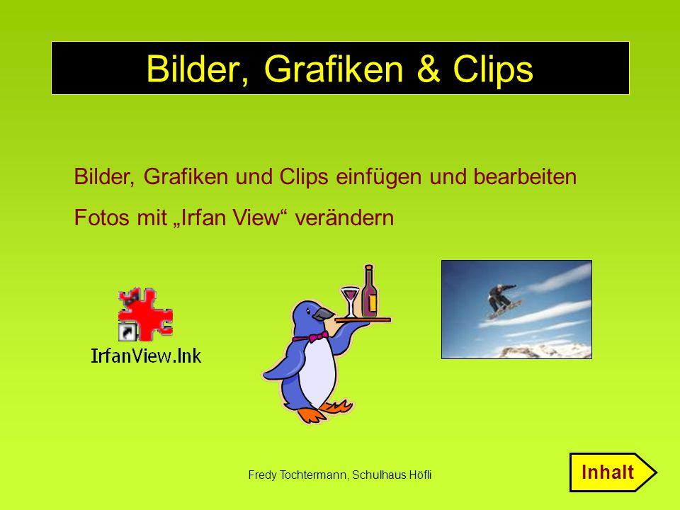 Bilder, Grafiken & Clips