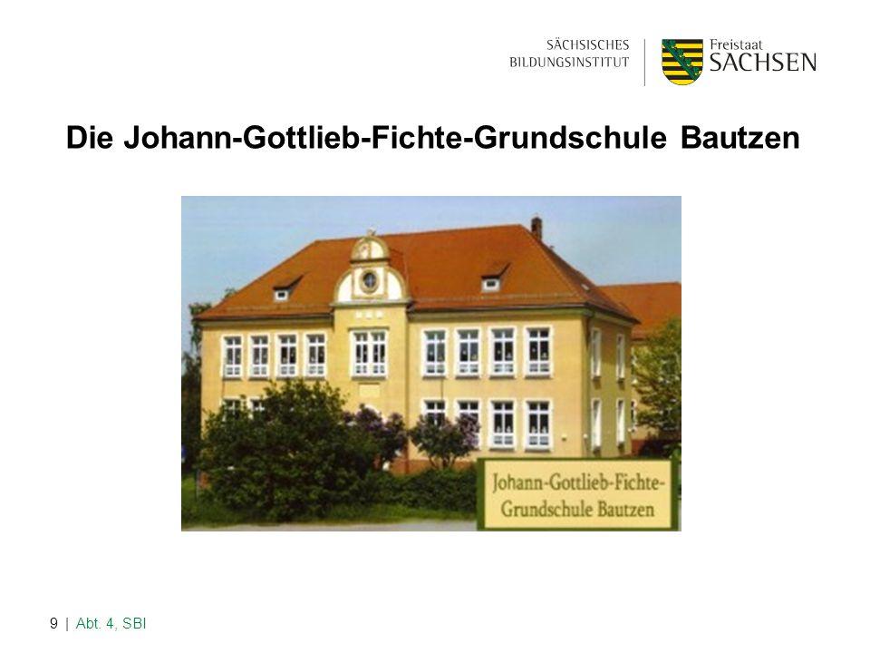 Die Johann-Gottlieb-Fichte-Grundschule Bautzen