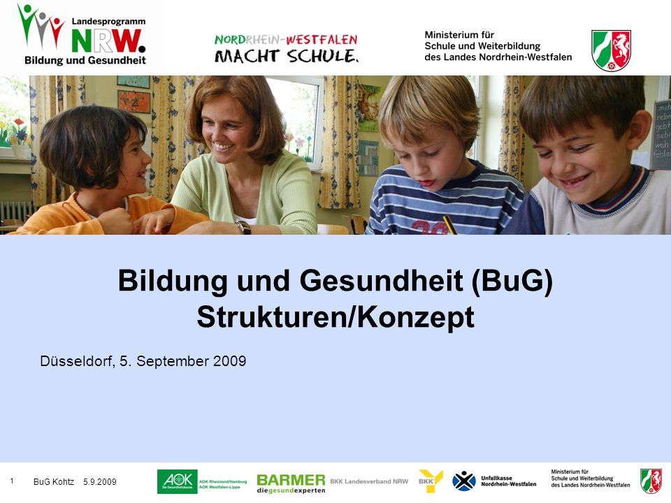 Bildung und Gesundheit (BuG)