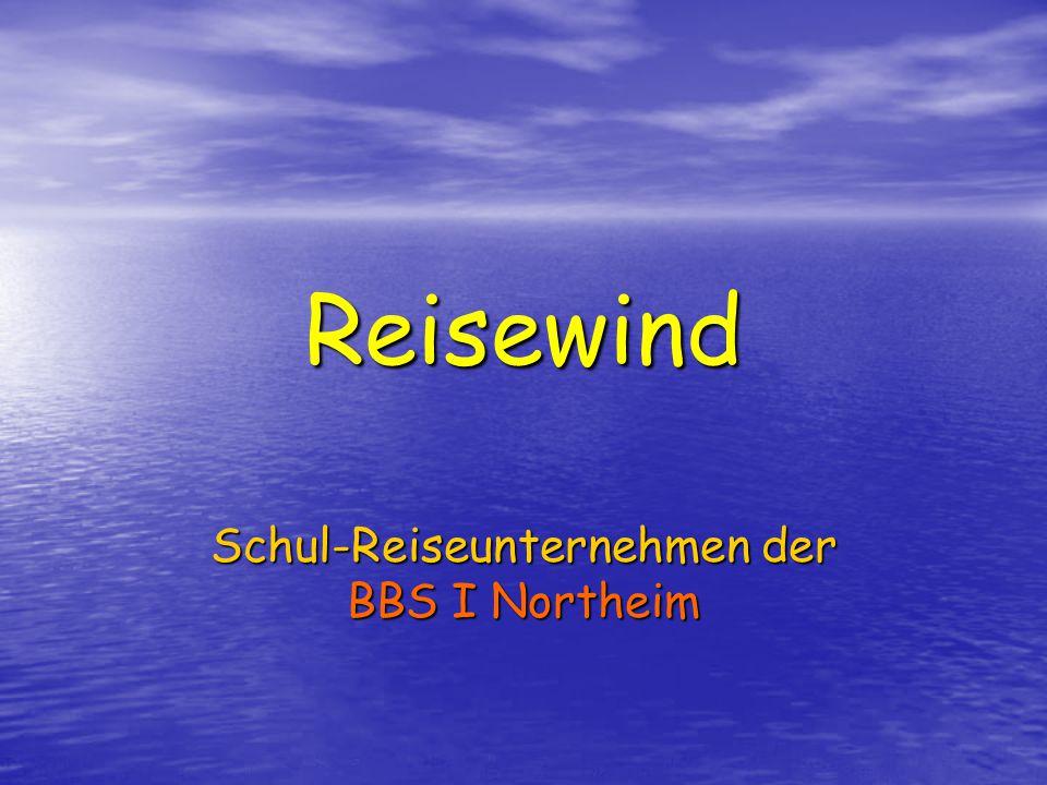 Schul-Reiseunternehmen der BBS I Northeim