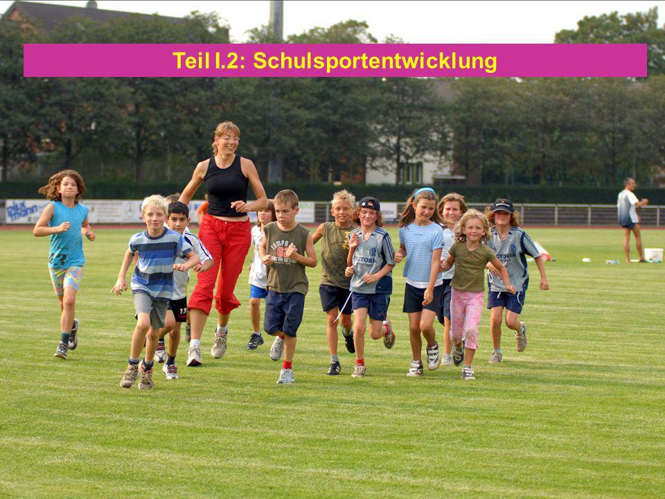 Teil I.2: Schulsportentwicklung