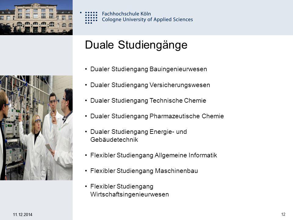 Duale Studiengänge Dualer Studiengang Bauingenieurwesen