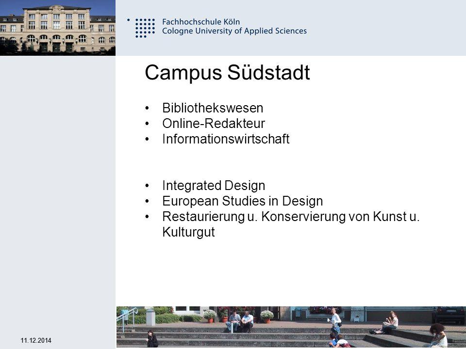 Campus Südstadt Bibliothekswesen Online-Redakteur