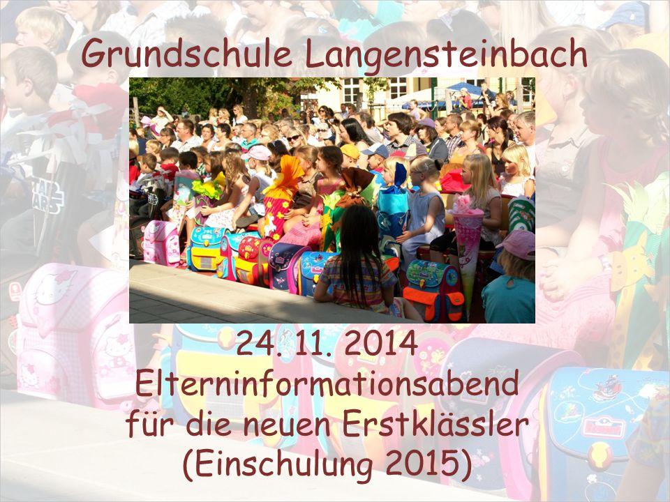 Grundschule Langensteinbach