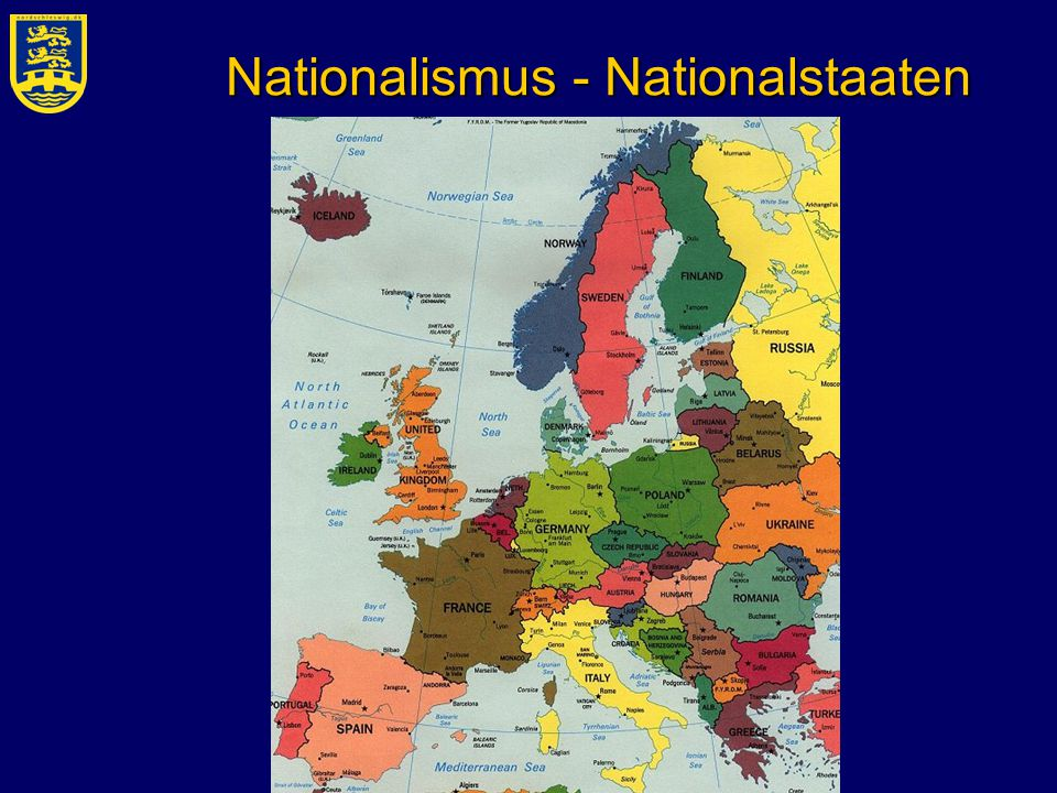 Nationalismus - Nationalstaaten