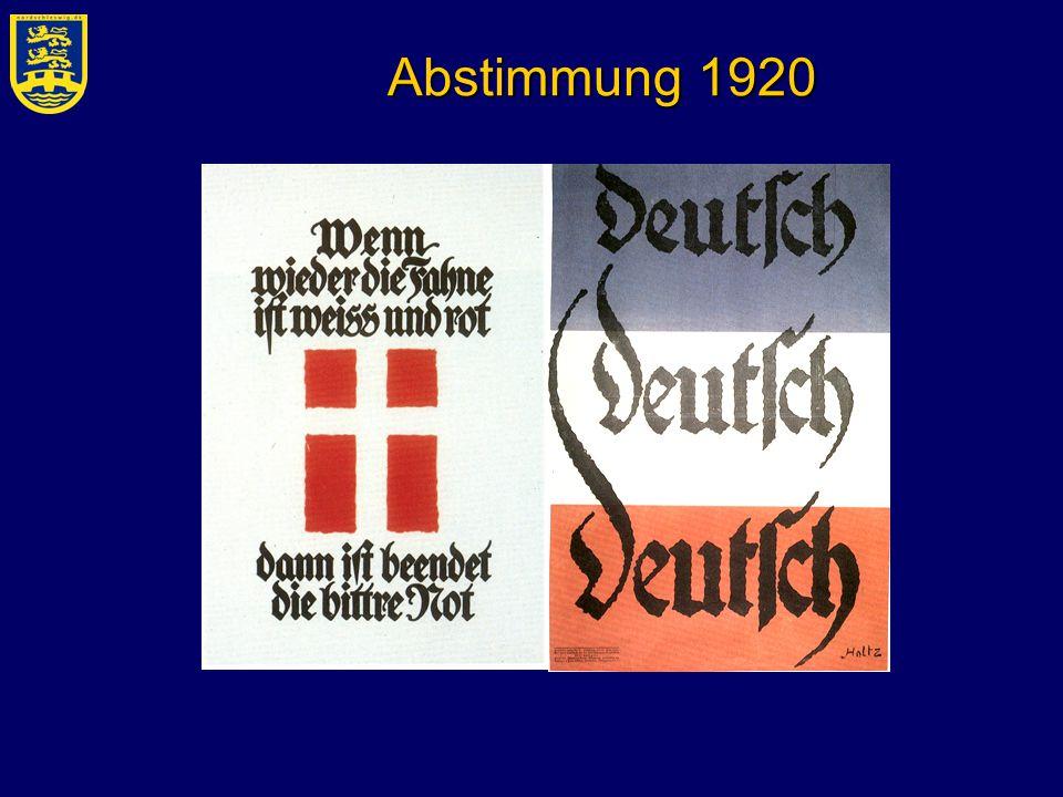 Abstimmung 1920