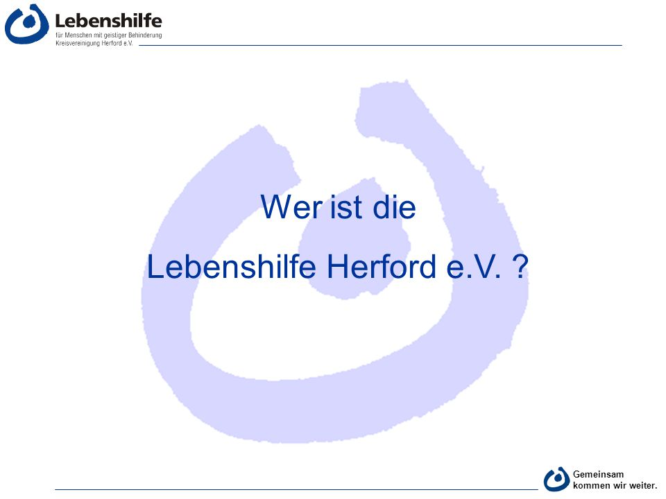 Lebenshilfe Herford e.V.