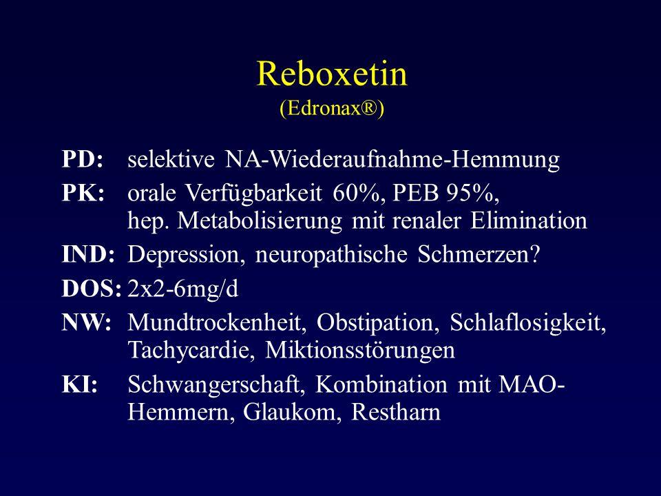 mirtazapin 15 mg gewichtszunahme