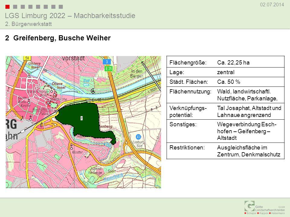 2 Greifenberg, Busche Weiher