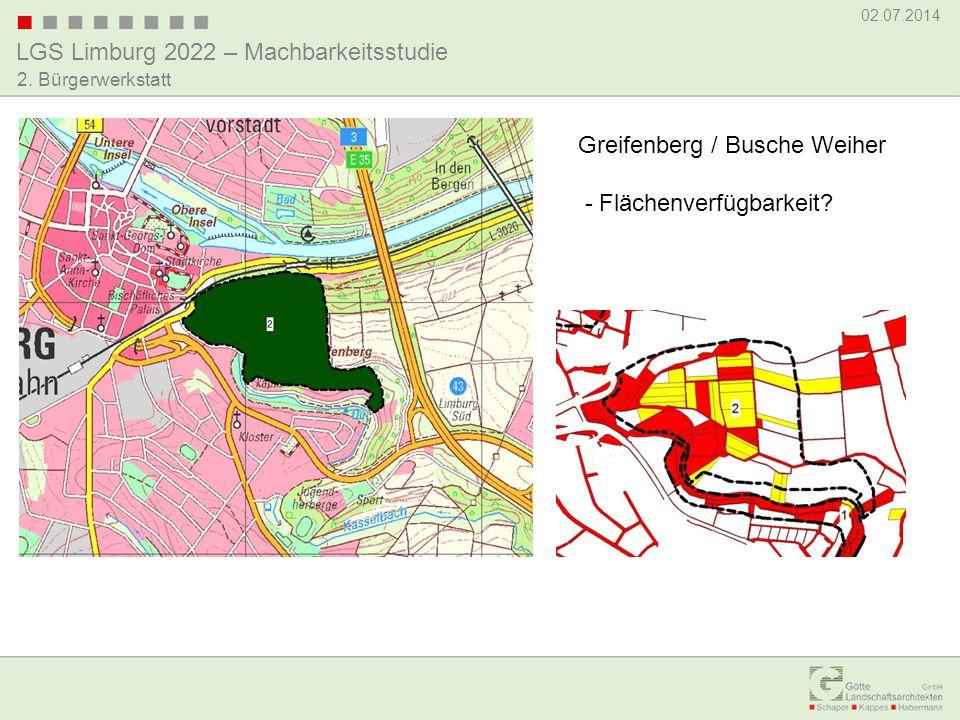 Greifenberg / Busche Weiher