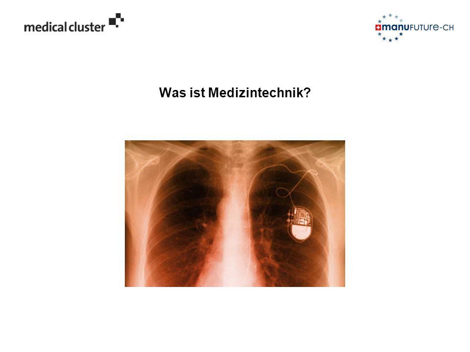 Was ist Medizintechnik