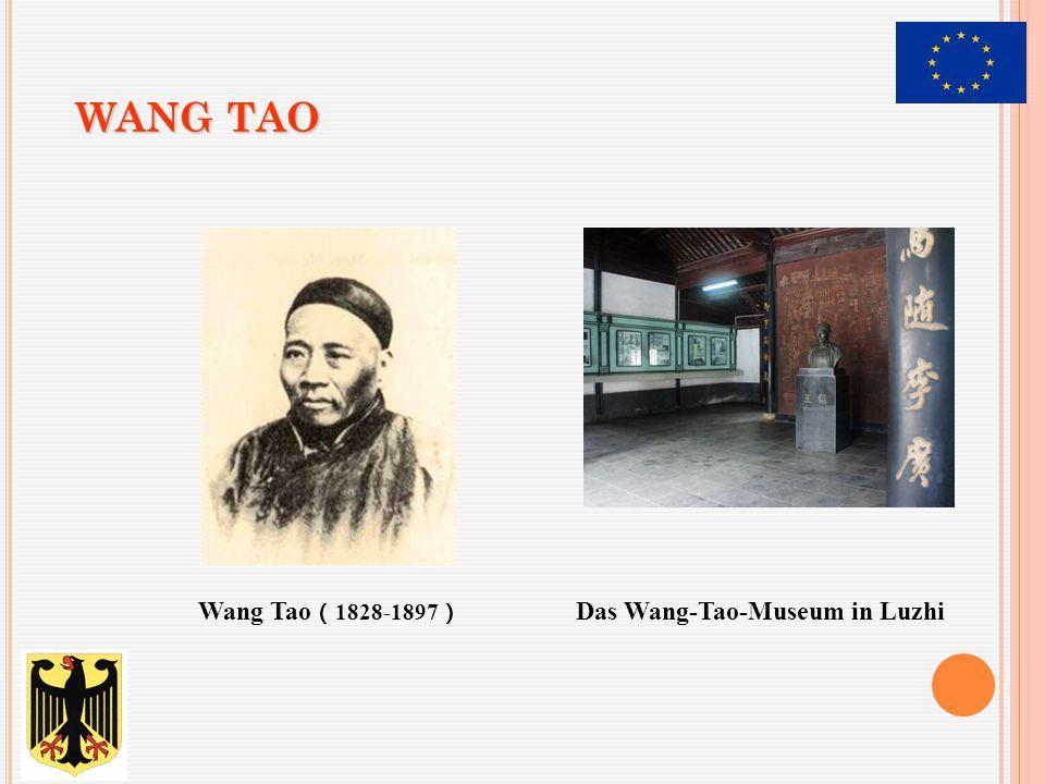 Das Wang-Tao-Museum in Luzhi