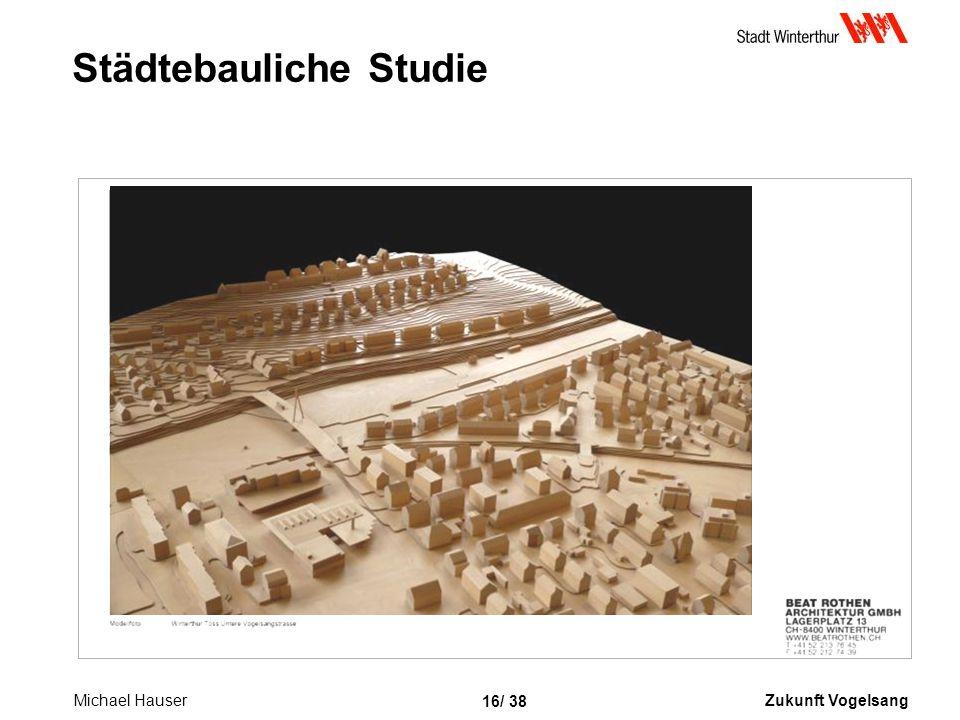 Städtebauliche Studie