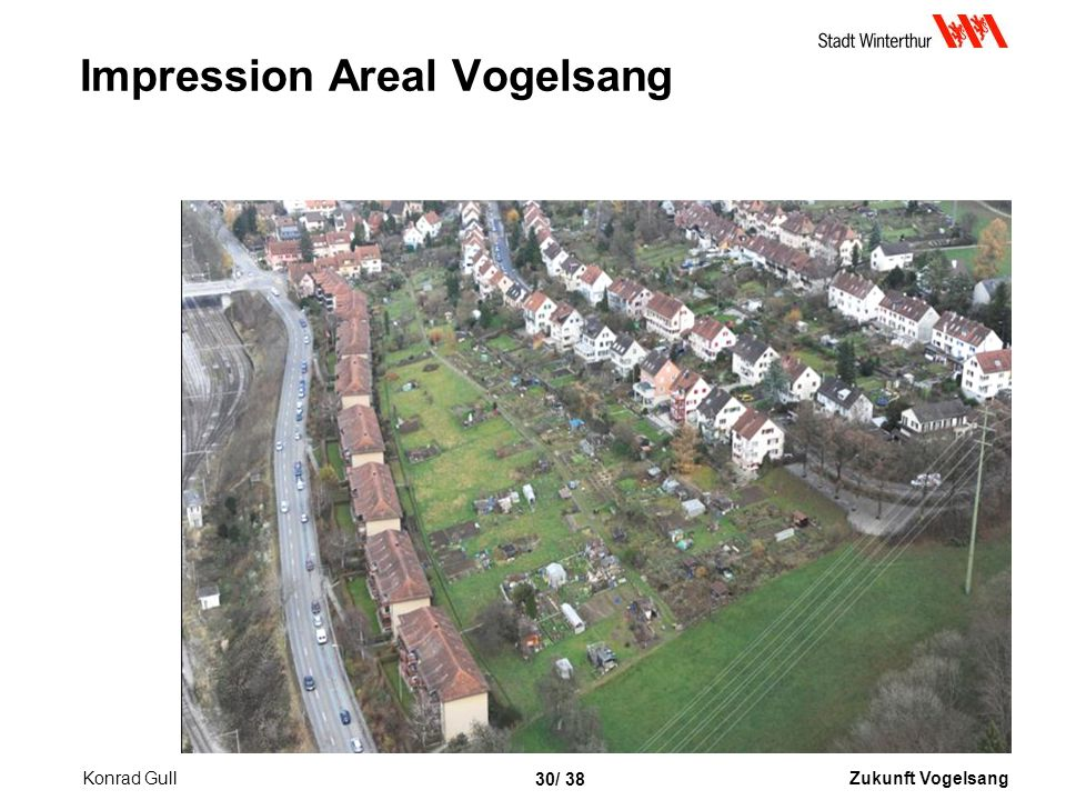 Impression Areal Vogelsang