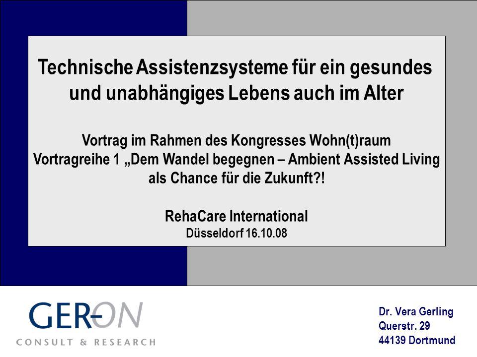Dr. Vera Gerling Querstr. 29 44139 Dortmund