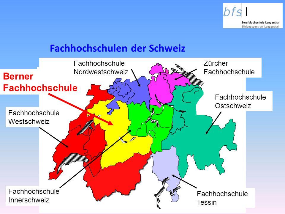 Fachhochschulen der Schweiz