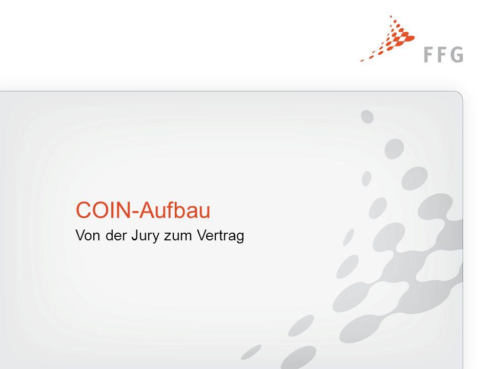 Von der Jury zum Vertrag