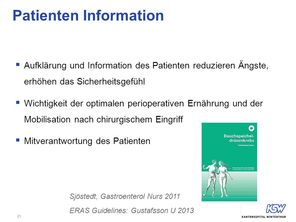 Patienten Information